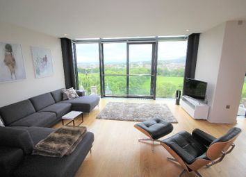 Thumbnail 2 bed flat to rent in Simpson Loan, Meadows, Edinburgh