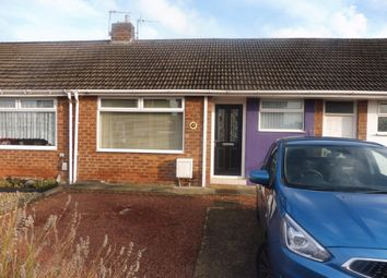 Thumbnail 1 bedroom terraced bungalow to rent in Thistle Road, Stockton-On-Tees