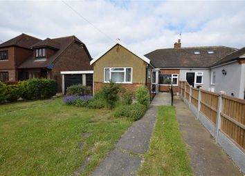 Thumbnail 3 bed semi-detached bungalow for sale in Sandown Road, Orsett, Essex