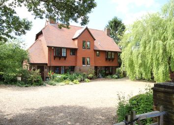 Thumbnail 5 bedroom detached house for sale in Newton Lane, Newton Valence, Alton, Hampshire
