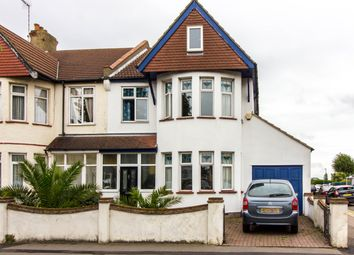 Thumbnail 5 bedroom end terrace house for sale in Victoria Road, Southend-On-Sea
