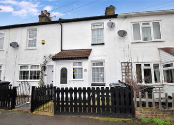 Thumbnail 2 bed terraced house for sale in Powder Mill Lane, Wilmington, Kent