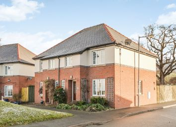 Thumbnail 3 bed semi-detached house for sale in Hazel Close, Trewern, Welshpool, Powys