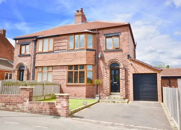 Thumbnail 3 bed semi-detached house for sale in Queens Drive, Barnsley