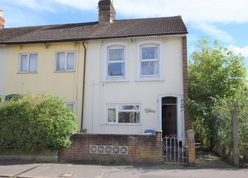 Thumbnail 3 bed end terrace house for sale in Victoria Road, Aldershot, Hampshire