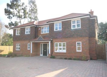Thumbnail 4 bed detached house for sale in Knoll Gardens, Rear Of 82 Wheathampstead Road, Harpenden, Hertfordshire
