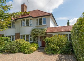 Thumbnail 3 bed property for sale in Thorkhill Road, Thames Ditton