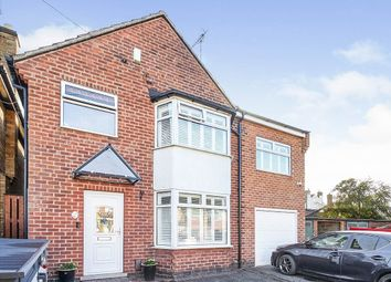 Thumbnail 4 bed detached house for sale in Manor Park, Borrowash, Derby