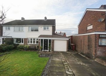 Thumbnail 3 bedroom semi-detached house for sale in Malvern Close, Horwich, Bolton