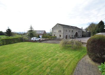 Thumbnail 6 bed semi-detached house for sale in The Barn, 2 Adgil Grove, Southowram, Halifax