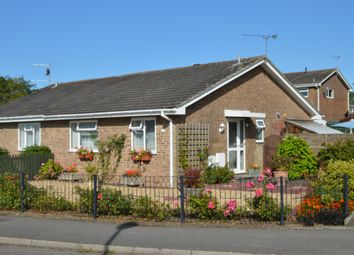Thumbnail 2 bed semi-detached bungalow for sale in Bridge Close, Gillingham