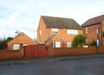 Thumbnail 3 bed detached house for sale in Shepherd Lane, Thurnscoe, Rotherham