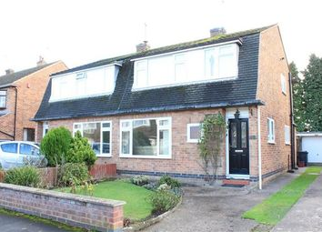 Thumbnail 3 bed semi-detached house for sale in Hermitage Way, Kenilworth