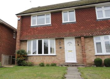 Thumbnail 3 bed end terrace house to rent in Birchwood Avenue, Sidcup