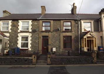 Thumbnail 3 bed terraced house for sale in Ffordd Y Sir, Penygroes, Caernarfon, Gwynedd