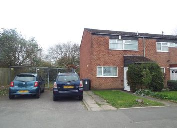 Thumbnail 2 bedroom terraced house for sale in Sedgemere Road, Birmingham, West Midlands
