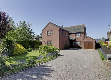 Thumbnail 4 bed detached house for sale in Washway Road, Saracens Head, Holbeach, Spalding