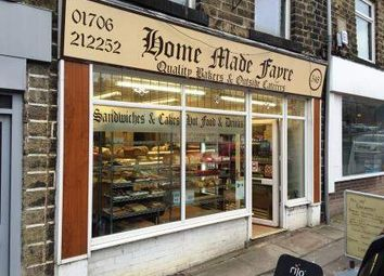Thumbnail Retail premises for sale in Rawtenstall BB4, UK