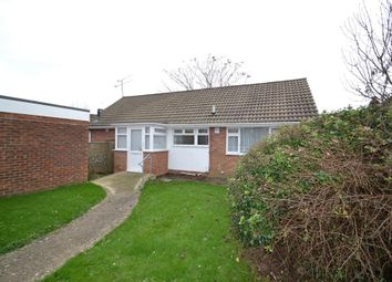 Thumbnail 2 bed detached bungalow for sale in Cleveland Road, Worthing, West Sussex