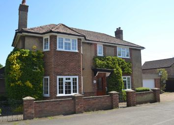 Thumbnail 4 bed detached house for sale in Church Street, March