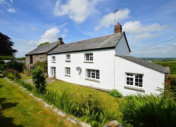 Thumbnail 3 bed equestrian property for sale in Langore, Launceston