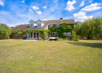 Thumbnail 6 bed detached house for sale in Suffolk, Badingham, Near Framlingham Equestrian Property