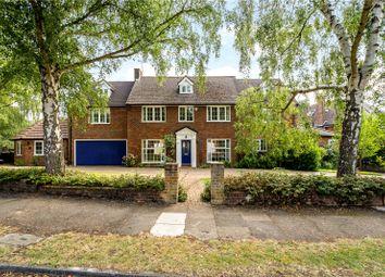 The Park, St. Albans, Hertfordshire AL1. 5 bed detached house