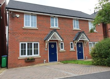 Thumbnail 3 bedroom semi-detached house for sale in Trippear Way, Heywood
