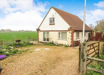 Thumbnail 2 bed detached bungalow for sale in Forty Foot Road, Swingbrow, Chatteris