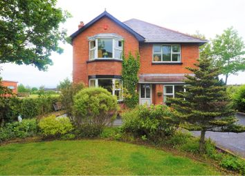 Thumbnail 4 bed detached house for sale in Upper Road, Greenisland