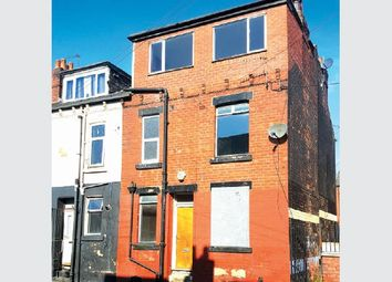 Thumbnail 2 bedroom terraced house for sale in East Park Place, Leeds
