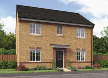 "Thumbnail 4 bedroom detached house for sale in ""Buchan"" at Bevan Way, Widnes"