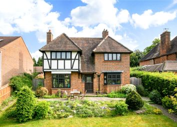 Thumbnail 4 bed detached house for sale in Woodside Road, Beaconsfield, Buckinghamshire