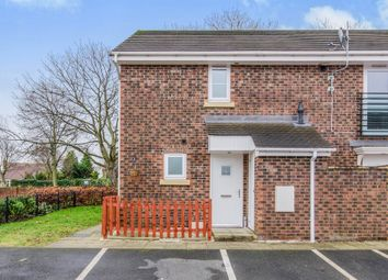 Thumbnail 1 bed town house for sale in Bolling Mews, Castleford