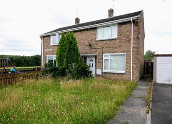 2 bed semi-detached house for sale in Waveney Gardens, South Moor, Stanley DH9