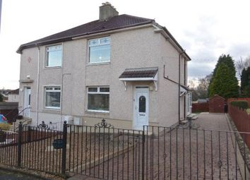 Thumbnail 2 bed semi-detached house for sale in Bellsdyke Road, Airdrie