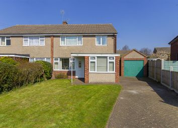 Thumbnail 3 bed semi-detached house for sale in Oakley Avenue, Brockwell, Chesterfield