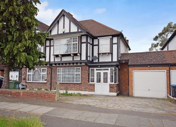 Thumbnail 3 bedroom semi-detached house for sale in The Crescent, Wembley, Middlesex
