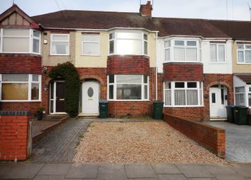 Thumbnail 3 bed terraced house for sale in Treherne Road, Radford, Coventry