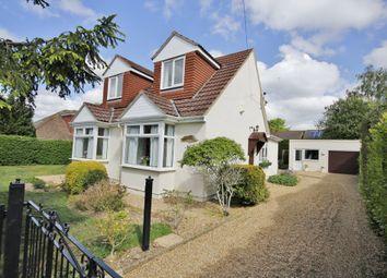 Thumbnail 4 bed detached house for sale in Warsash Road, Warsash, Southampton