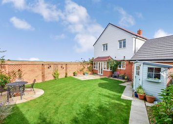 Thumbnail 4 bed detached house for sale in Navigation Drive, Yapton, Arundel, West Sussex