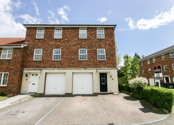 Thumbnail End terrace house to rent in Avro Close, Southampton