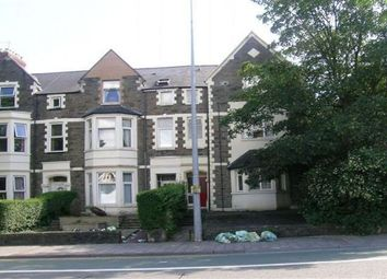 Thumbnail 2 bed flat to rent in Newport Rd, Cardiff