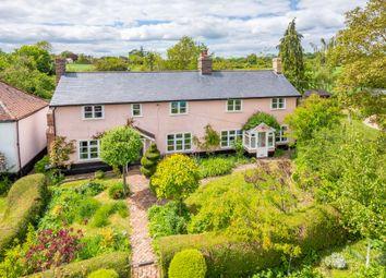 Thumbnail 4 bed detached house for sale in Felsham, Bury St Edmunds, Suffolk