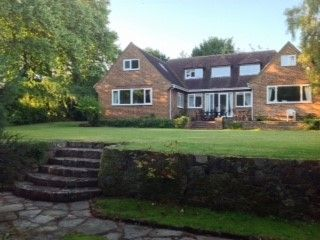 Thumbnail 5 bed detached house to rent in Pine Walks, Prenton, Wirral