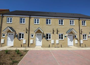 Thumbnail 2 bed terraced house for sale in Lime Avenue, Oulton, Lowestoft