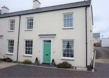 Thumbnail 3 bed end terrace house to rent in Stret Caradoc, Newquay