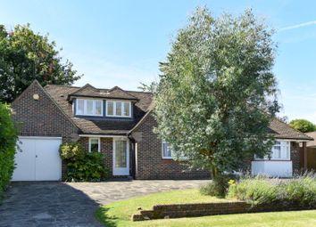 Thumbnail 4 bed detached house for sale in Heathfield, Chislehurst