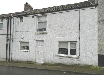 Thumbnail 3 bed terraced house for sale in Glamorgan Terrace, Llwynypia