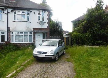 Thumbnail 3 bed semi-detached house for sale in Bromford Lane, Hodge Hill, Birmingham